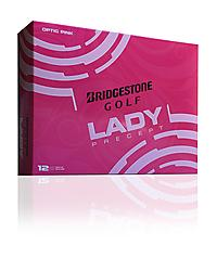 Bridgestone Lady Precept - Pink
