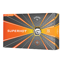 Callaway Superhot 15Ball Pack