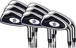 8 Piece Iron Set