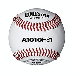 A1010 HS1 Wilson Official Baseball