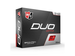 Wilson Staff Duo - Red