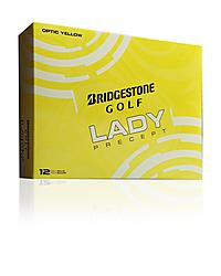 Bridgestone Lady Precept - Yellow