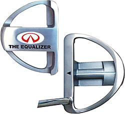 Equalizer Putter