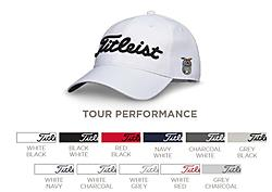 Performance Cap - Titleist Custom