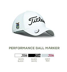 Titleist Performance Ball Marker Custom Cap