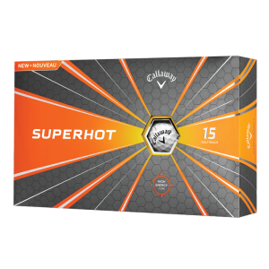 Callaway Superhot 15Ball Pack - Superhot 70 Golf Balls