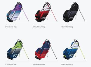 Callaway Chev Stand Bag  - Chev TB All color
