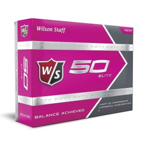 Wilson Staff 50 Elite Pink - Wilson Staff Fifty Elite Pink