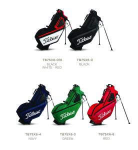 Players 5 Stand Bag - player 5 - all colours