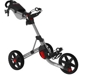 Clic Gear Pull/Push Cart - Clic Gear  - Black