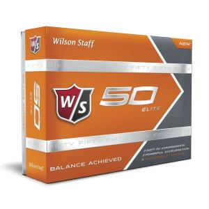 Wilson Staff 50 Elite Orange - Wilson Staff Fifty Elite Orange