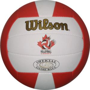 Volleyball Canada Gold Official Game Ball - Volleyball Canada Gold Official Game Ball