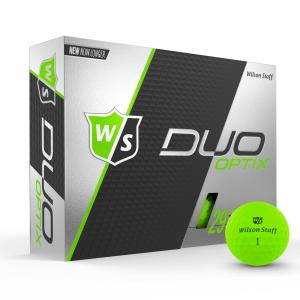 Wilson Staff Duo - Matte Green - Wilson Staff Duo - Green